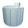 Plastový septik 8,0 m3 pro obetonování (tříkomorový)